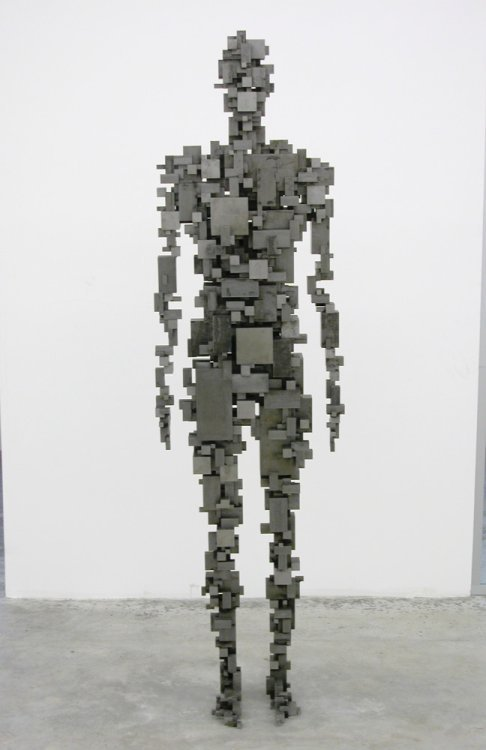 Antony Gormley - Sublimate II