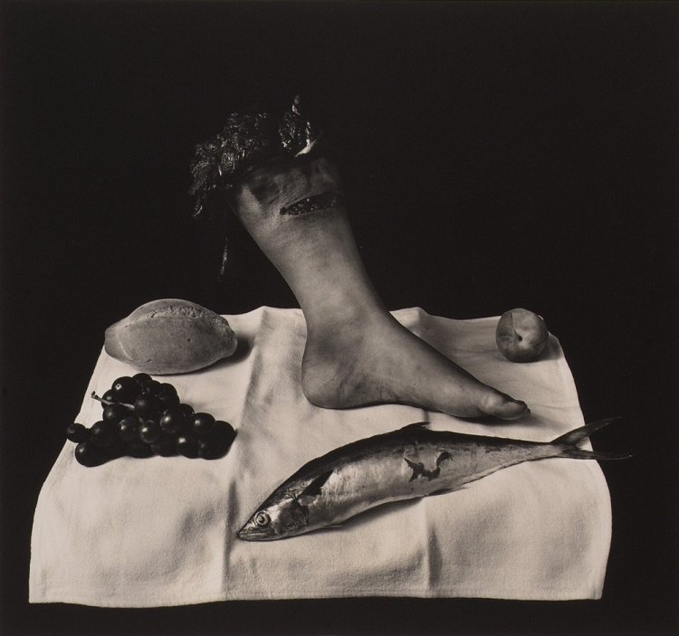 Joel-Peter Witkin - Still life Mexico
