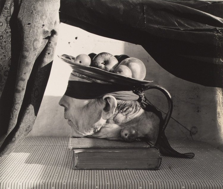 Joel-Peter Witkin - Story from a book