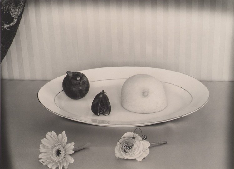 Joel-Peter Witkin - Still life with breast