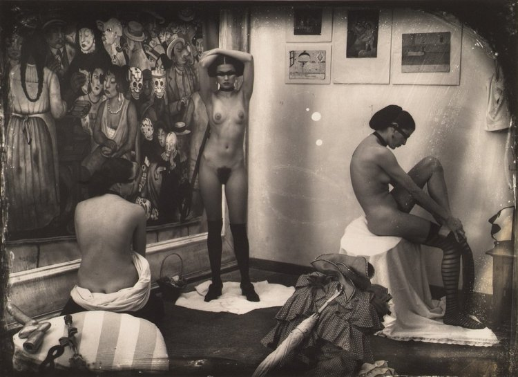 Joel-Peter Witkin - Three kinds of woman