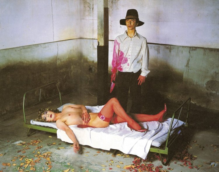 Yasumasa Morimura - An inner dialogue with Frida Kahlo (Dialogue with myself 2)