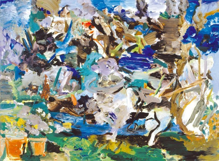 Cecily Brown - Untitled #14