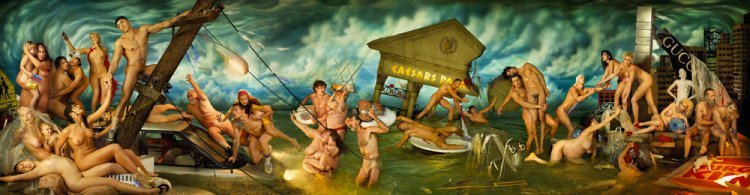 David LaChapelle - Deluge