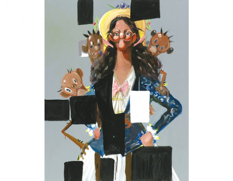 George Condo - Infestation