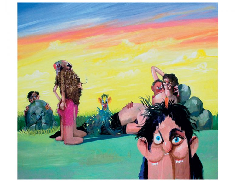 George Condo - The other side of reality