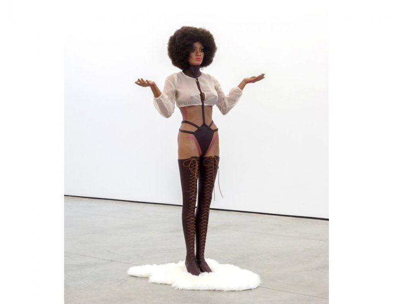 Bjarne Melgaard - Allen Jones Remakes (Suite of Three Figures)