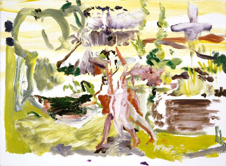 Cecily Brown - Untitled