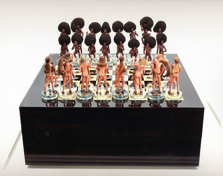 Jake & Dinos Chapman - Chess Set