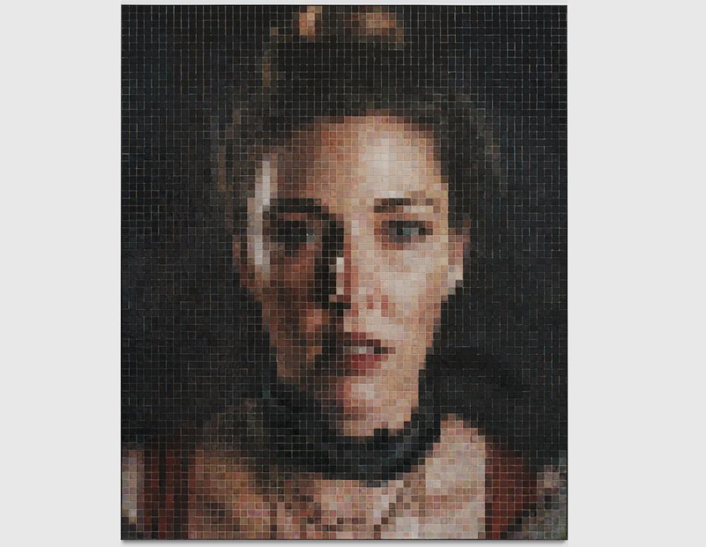 Suzanne/Mosaic